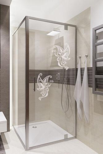 Butterfly art home stickers,Bathroom,Door glass,Shower screen,vinyl decal