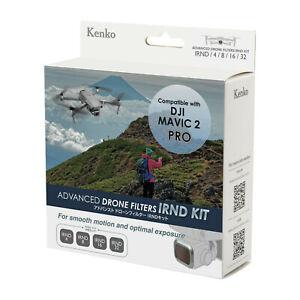 Kenko-4pcs-Advanced-Drone-Camera-Filter-Kit-for-DJI-Mavic-2-Pro-IRND-ND4-8-16-32