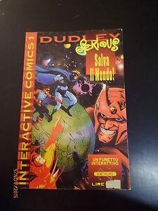 DUDLEY-SERIOUS-SALVA-IL-MONDO-INTERACTIVE-COMICS-n-1