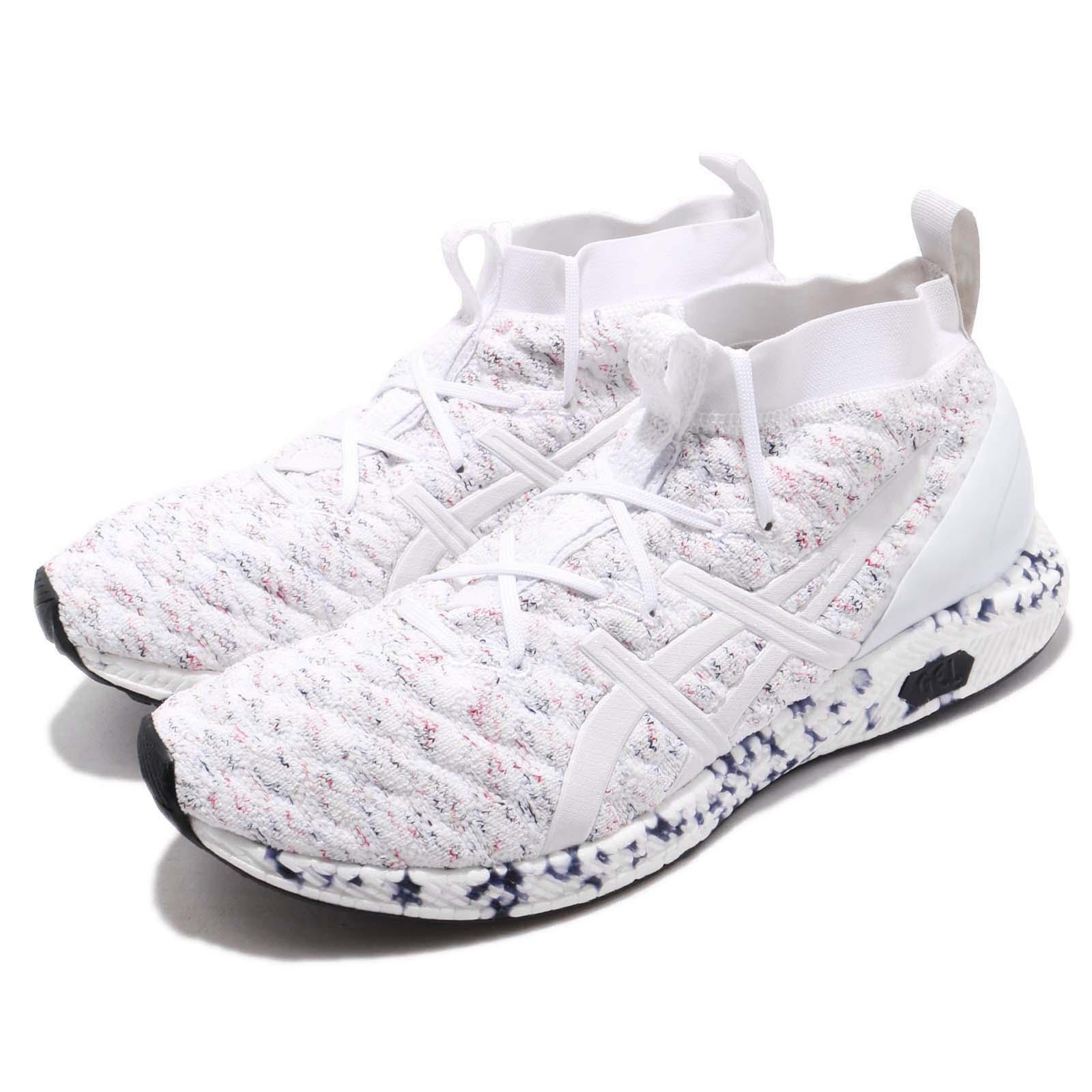Asics Hyper  Gel-Kan White Peacoat Men Running shoes Sneakers 1021A032-100  sale