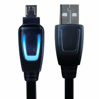 Dreamgear Playstation 4 Led Charge Cable For Ps4 Controllers 10 Ft- Dgps4-6405