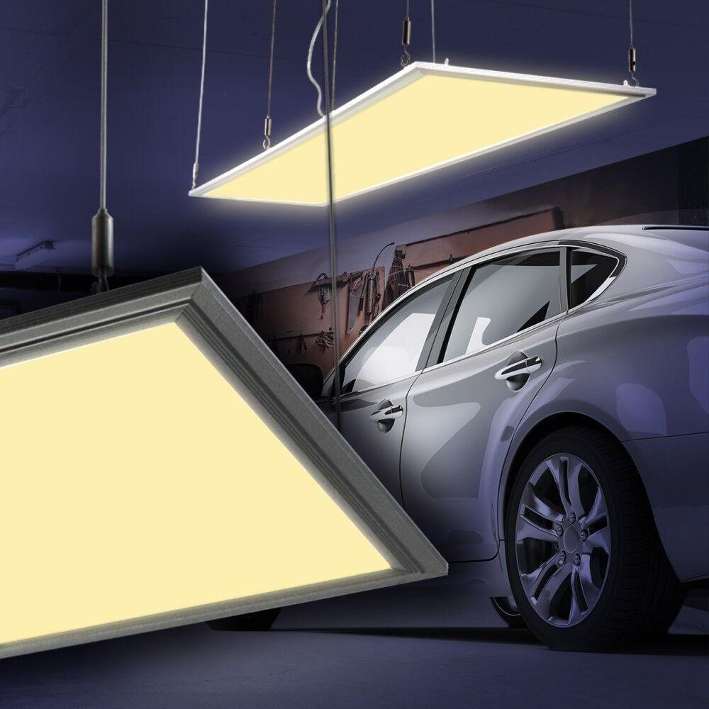 Lampe suspension LED Plafonnier Lampe de bureau Lampe de séjour Aluminium 130919