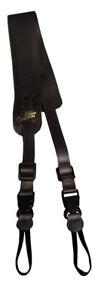 Morgan Monroe Quick Release Deluxe Leather Banjo Strap