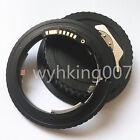 AF Confirm Nikon G AF-S AI F Lens to Canon EOS EF Adapter 550d 600d 7d 350d cap