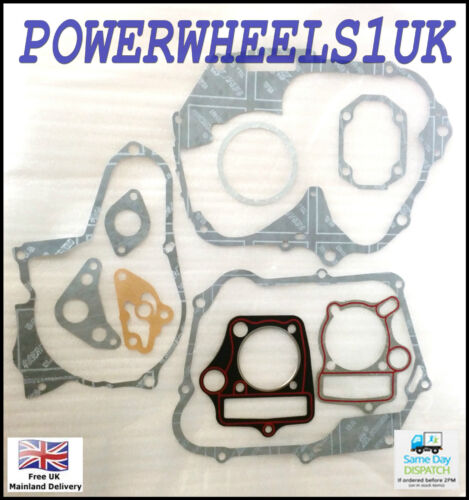 GAS32 GASKET SET FOR 110CC LIFAN LONCIN CHINESE ENGINE DIRT PIT BIKE
