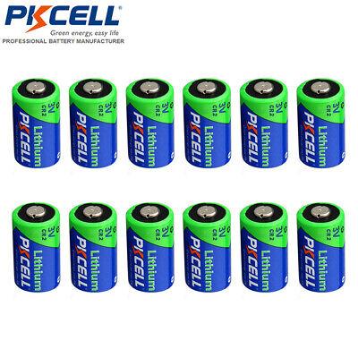 10x Panasonic 3V CR123A DL123A Batterien  CR17345 Ultra Lithium Foto Bulk Pa