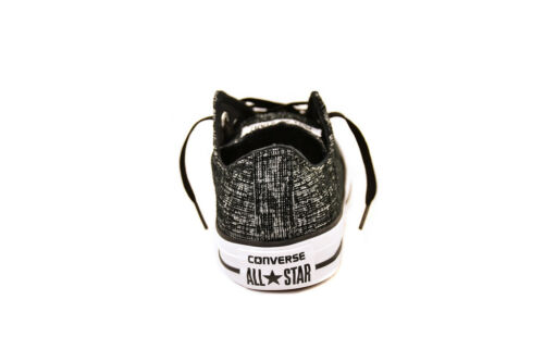 Sneakers Converse Uk4 Sparkle Ctas Knit bianco Bcf81 Nero Women 553414c Rrp 59 rqqXBnAaw