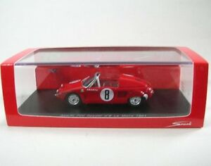 Abarth-700-Spyder-No-8-LeMans-1961
