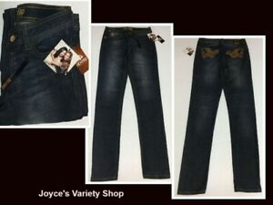 Dereon-Blue-Jeans-Beyonce-Tina-Knowles-NEW-SZ-7-8