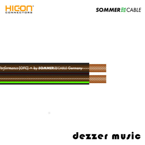 Lautsprecherkabel Single-Wire 2 x 4 mm² //HighEnd Sommer Cable Orbit 240 MKII