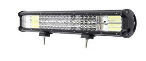 BARRA-LED-288W-ROLINGER-LUCE-A-LED-COMBO-10-30V-BIANCO-PER-FUORISTRADA-AUTO