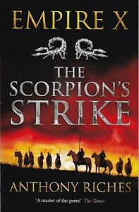 THE-SCORPION-039-S-STRIKE-by-ANTHONY-RICHES-PAPERBACK-BOOK