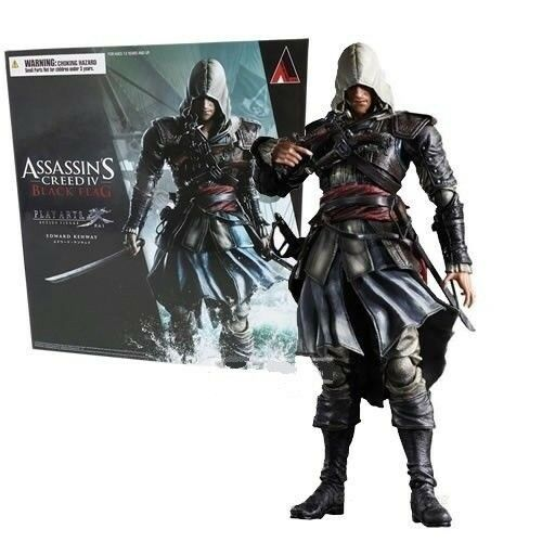 Square Enix Play Arts Kai Connor Kenway Assassin S Creed Action