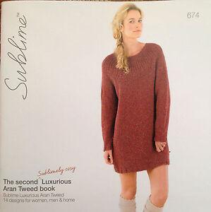 The-Second-Luxurious-Aran-Tweed-Book-674
