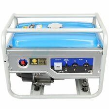 Gasoline Generator 3000 Watt Engine Oil Hand Starter 110 V Portable Generator