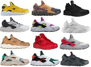 Details about Nike AIR HUARACHE SNEAKERS Men's Lifestyle Shoes