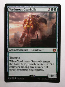 Verdurous-Gearhulk-KLD-Kaladesh-Mtg-Magic-English