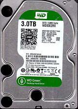WD30EZRX-00D8PB0 DCM: DARNKTJMHB Date: 27 JAN 2014, Western Digital 3.5