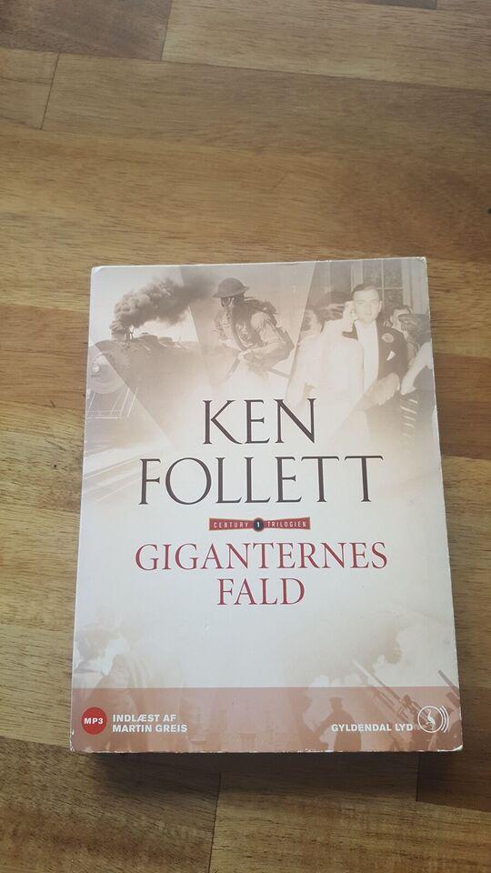 Ken Follett: LYDBOG : Giganternes fald, andet