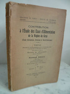 CONTRIBUTION-a-l-039-etude-des-EAUX-d-039-alimentation-de-la-region-de-GRAY-these-BOLLA