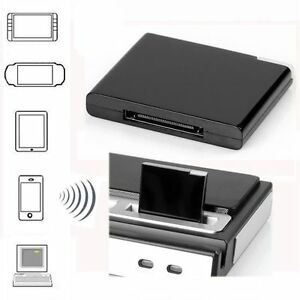 adapter 30 pin wireless bluetooth receiver bose sounddock. Black Bedroom Furniture Sets. Home Design Ideas