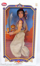 "New Disney Limited Edition 17"" Aladdin Doll 1 of 2500"