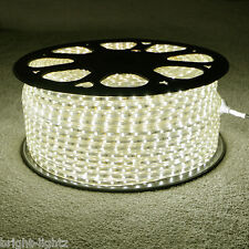 Everstar 5 4m warm white led rope light ebay led strip 220v 240v ip68 waterproof 3528 smd rope garden decking kitchen lights aloadofball Gallery