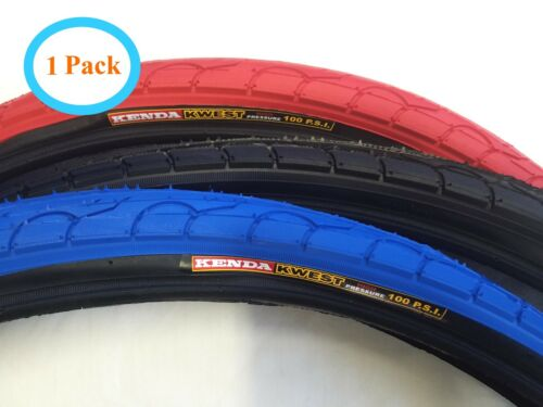 1 2 Pack Kenda K193 KWEST 26x1.50 60TPI High Pressure 100PSI Tire