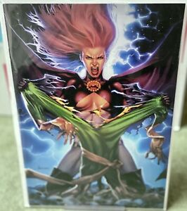 HELLIONS-3-JAY-ANACLETO-Exclusive-Virgin-Green-Variant-NM-Sold-Out