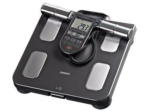 Omron Body Composition Monitor with Scale  7 Fitness Indicators & 90-Day Memory