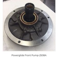 Tsi Powerglide Front Pump With New Gears Amp Support Hv 7 Bolt Pump