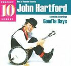 Good'le Days 0011661064423 by John Hartford CD