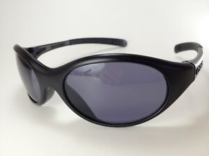 00652795492 Image is loading Icicles-Pro-Speed-Sunglasses-Black-Sport-RARE-GREAT-