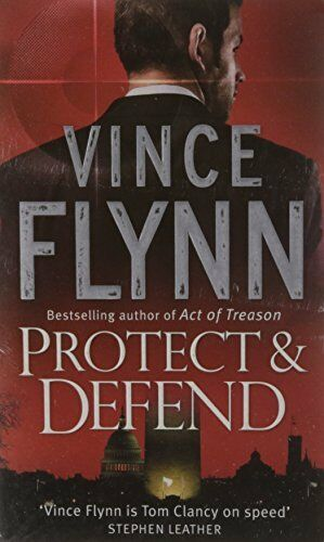 1 of 1 - VINCE FLYNN ____ PROTECT AND DEFEND ____ BRAND NEW ___ FREEPOST UK