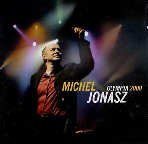 MICHEL-JONASZ-olympia-2000-2-CD