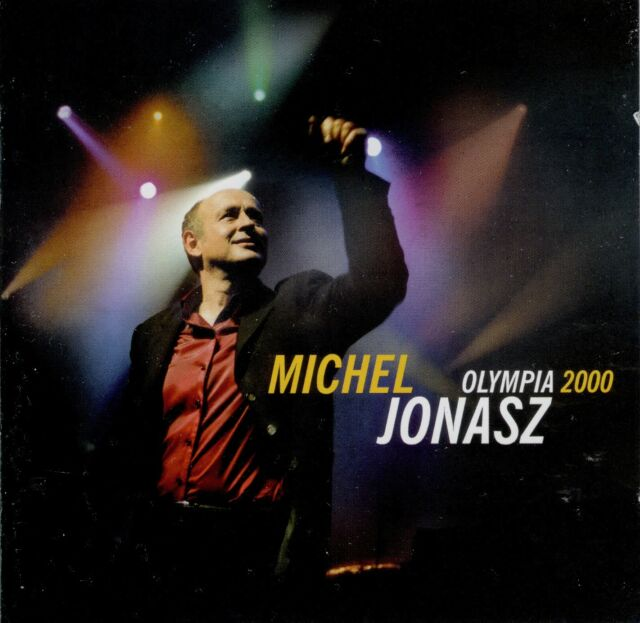 MICHEL JONASZ  olympia 2000 / 2 CD