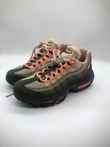 Details about Nike Air Max 95 OG String Total Orange Neutral Olive AT2865 200 Sz5.5 P7N7968