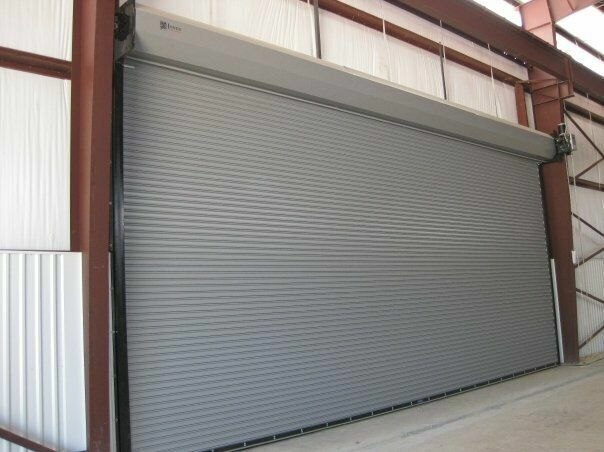 Durosteel Janus 10 X 8 1100 Series Commercial Wind Rated Roll Up Door Direct For Sale Online Ebay
