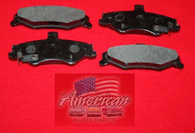 PONTIAC 1998-2002 Firebird Semi-Metallic Rear Disc Brake Pad Set 98 99 00 01 02