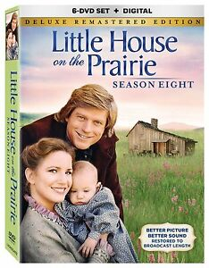 Little-House-on-the-Prairie-Season-8-2016-6-Disc-DVD-Set-Remastered