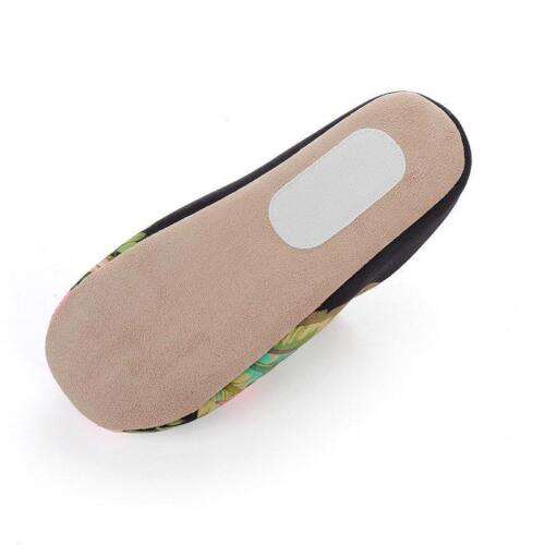 Women/'s Home Slippers Non Slip Soft Cotton Slipper Winter Indoor Shoe For Ladies