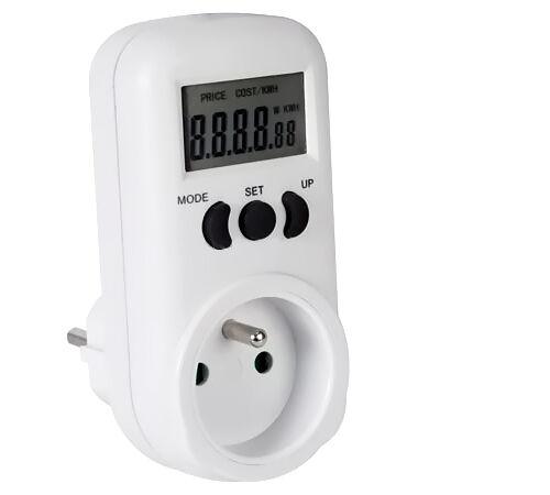 Wattmètre numérique compteur calculateur d/'énergie consommation électrique mètre