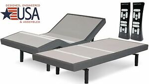 Split Queen Adjustable Bed >> Details About 2018 Split Queen S Cape 2 0 Model Adjustable Bed By Leggett Platt