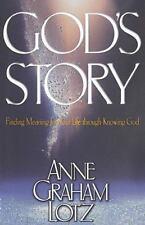Anne Graham Lotz - Gods Story (1999) - New! Trade Paper (Paperback)