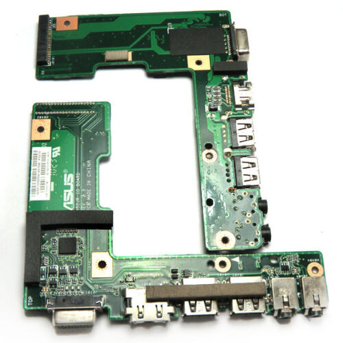 New VGA USB HDMI Port Audio Jack IO Board For ASUS K52 K52JR 60-NZIIO1000-B01
