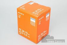 *BRAND NEW* Sony FE 28-70mm f/3.5-5.6 OSS Lens E-Mount FE Mount A7 A7II R A6500