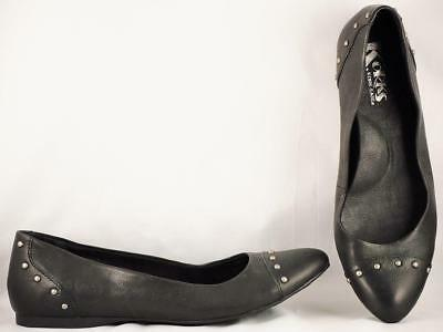 Buy Cheap Women's Korks By Kork-ease Violette Black Leather Ballet Flats Us 7.5 Eur 38.5 Clothing, Shoes & Accessories