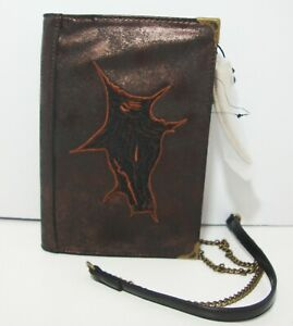 Danielle Nicole Harry Potter Crossbody Bag Purse Tom Riddle Diary NEW