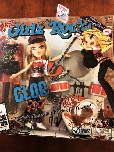 BRATZ 2008 GIRLZ REALLY ROCK CLOE ULTIMATE COLLECTIBLE DOLL MGA NIB Great Gift!