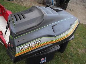 Image Is Loading 1988 Arctic Cat 500 Cougar HOOD